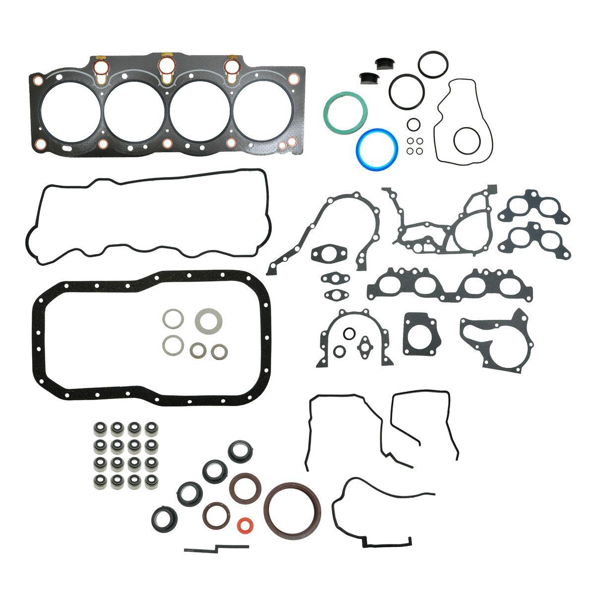 Complete Engine Gasket Set For Toyota Celica Mr2 Camry
