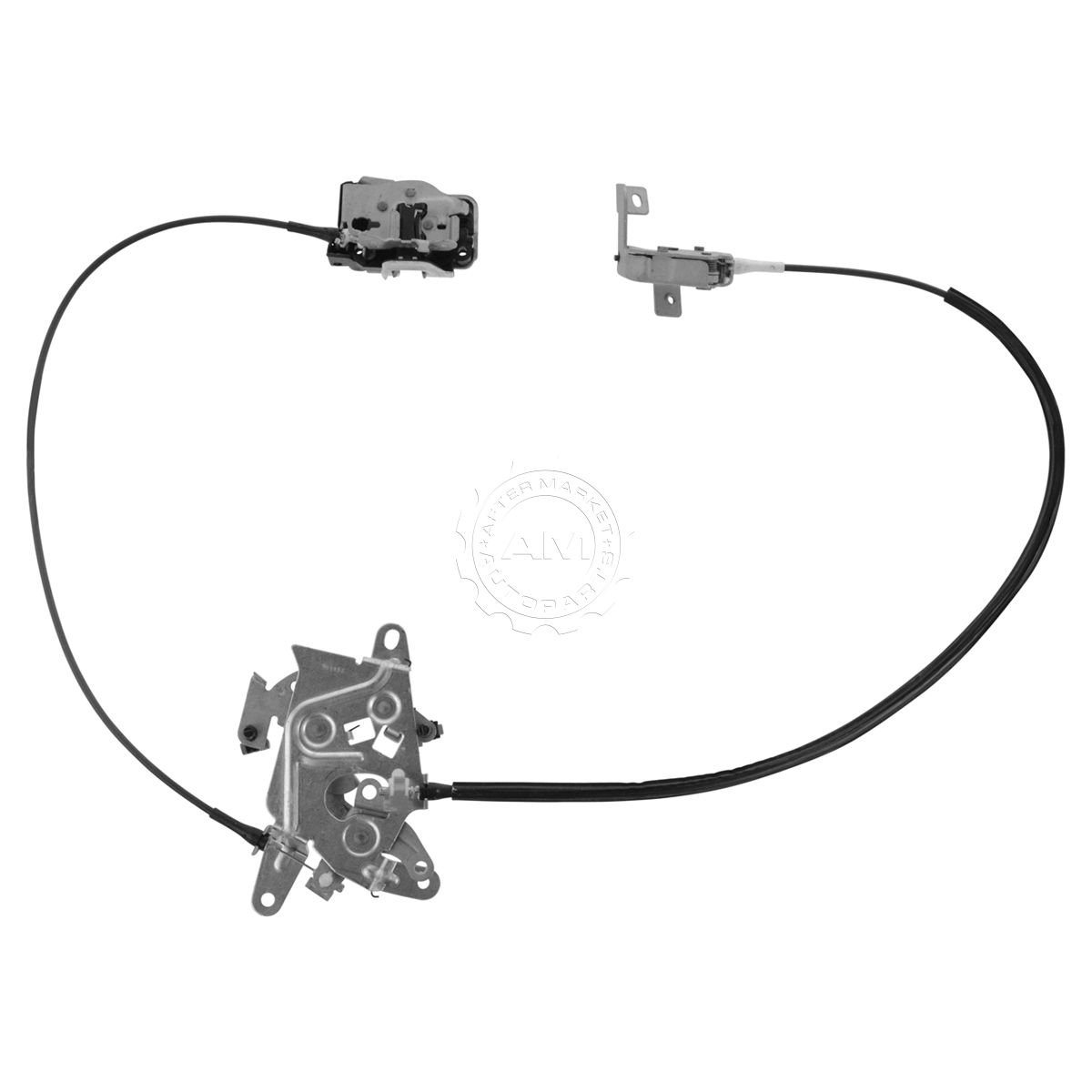 Oem 6c3z A01a Door Latch Amp Cable Assembly Lh Driver