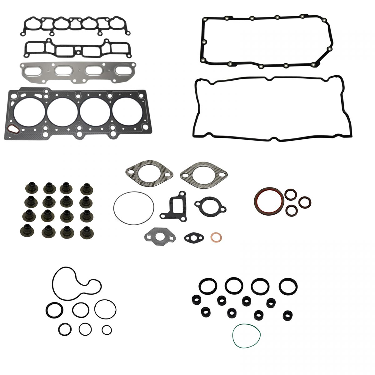 Complete Engine Head Gasket Set For 95 99 Sebring Avenger