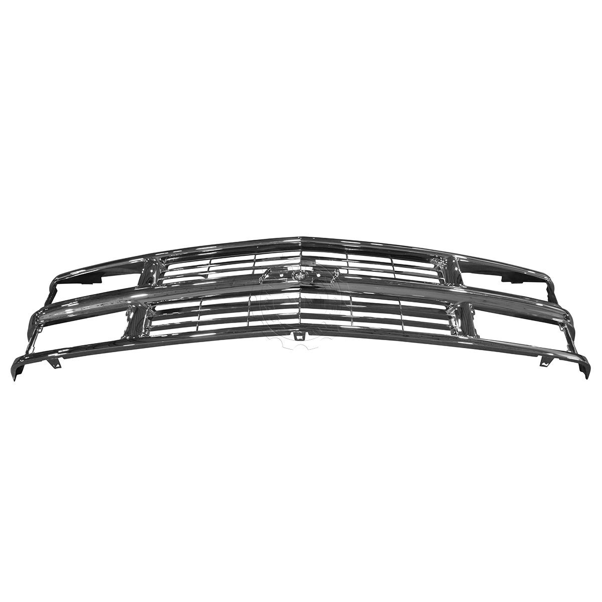Grille Grill Chrome Front End For Chevy C K Pickup Truck