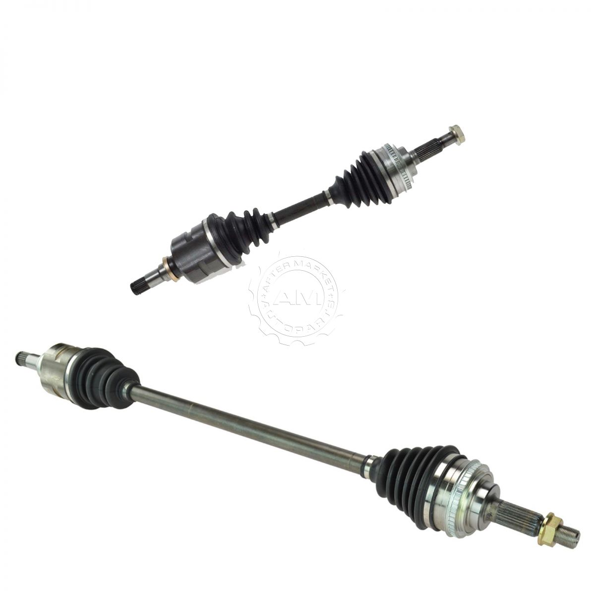 Front Cv Joint Axle Shaft Left Amp Right Pair Set New For