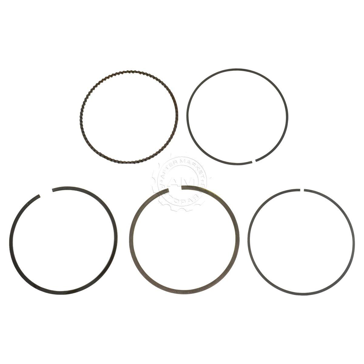 Oem Engine Piston Ring Kit Set 4 6 Cylinder Standard Size