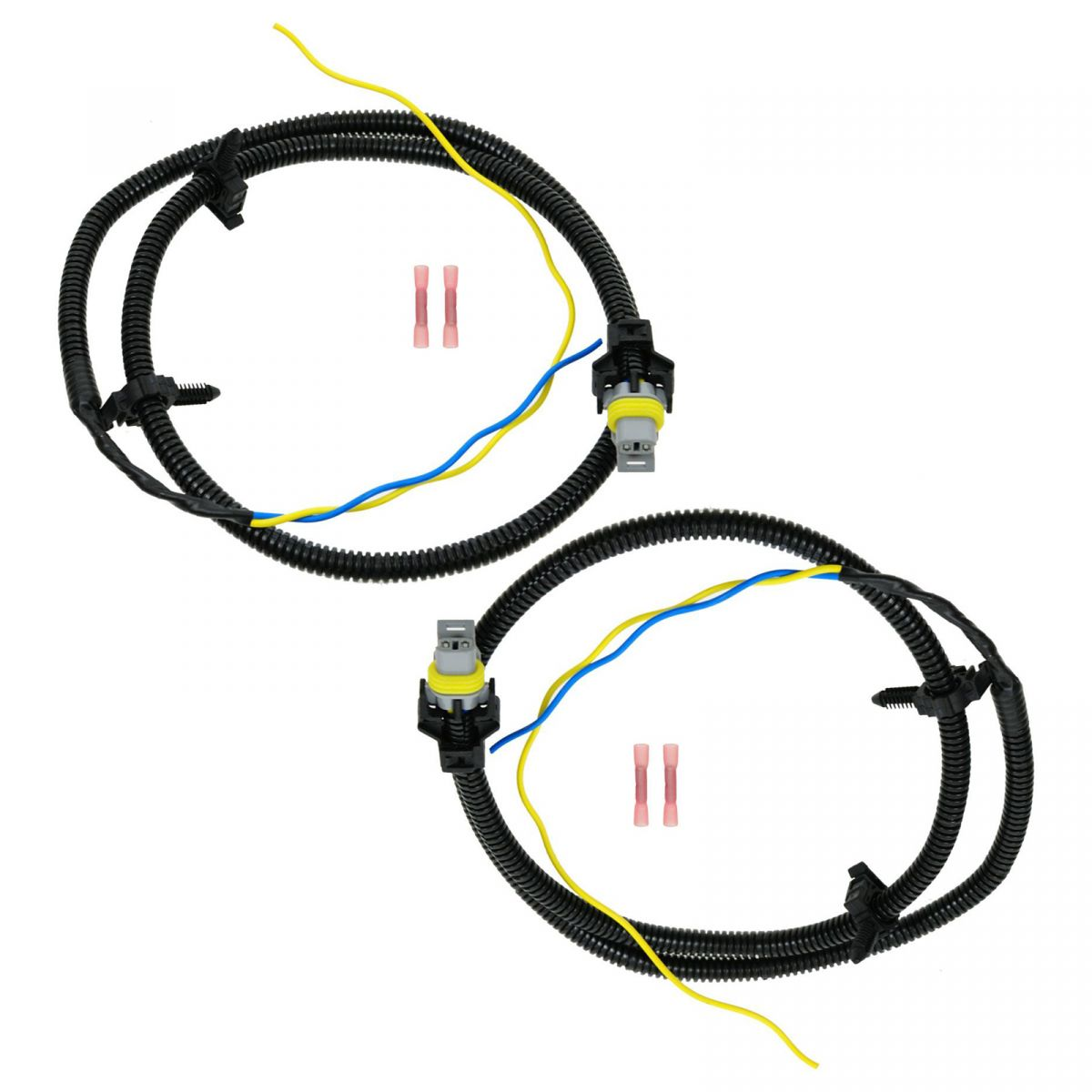 Dorman Abs Harness Front Pair For 95 05 Sunfire Chevy