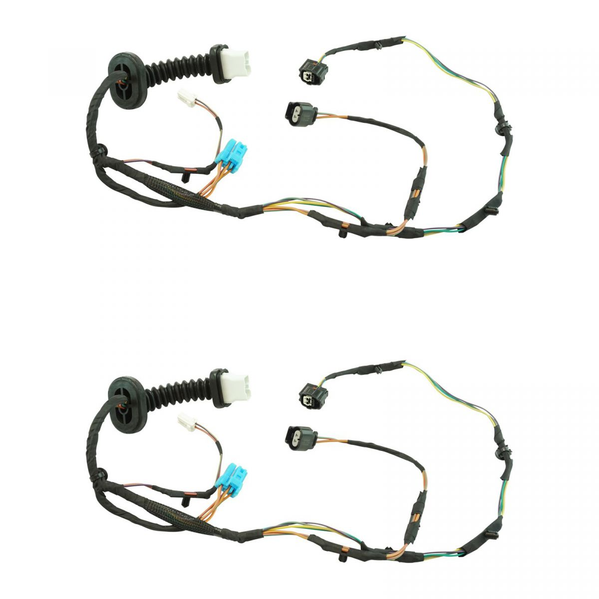 Dorman 645 506 Rear Door Wiring Harness Pair For 04 05