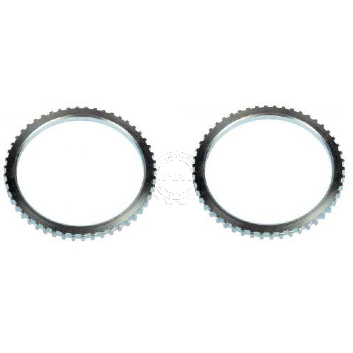 Abs Tone Ring Pair For Mercury Sable Ford Taurus Windstar