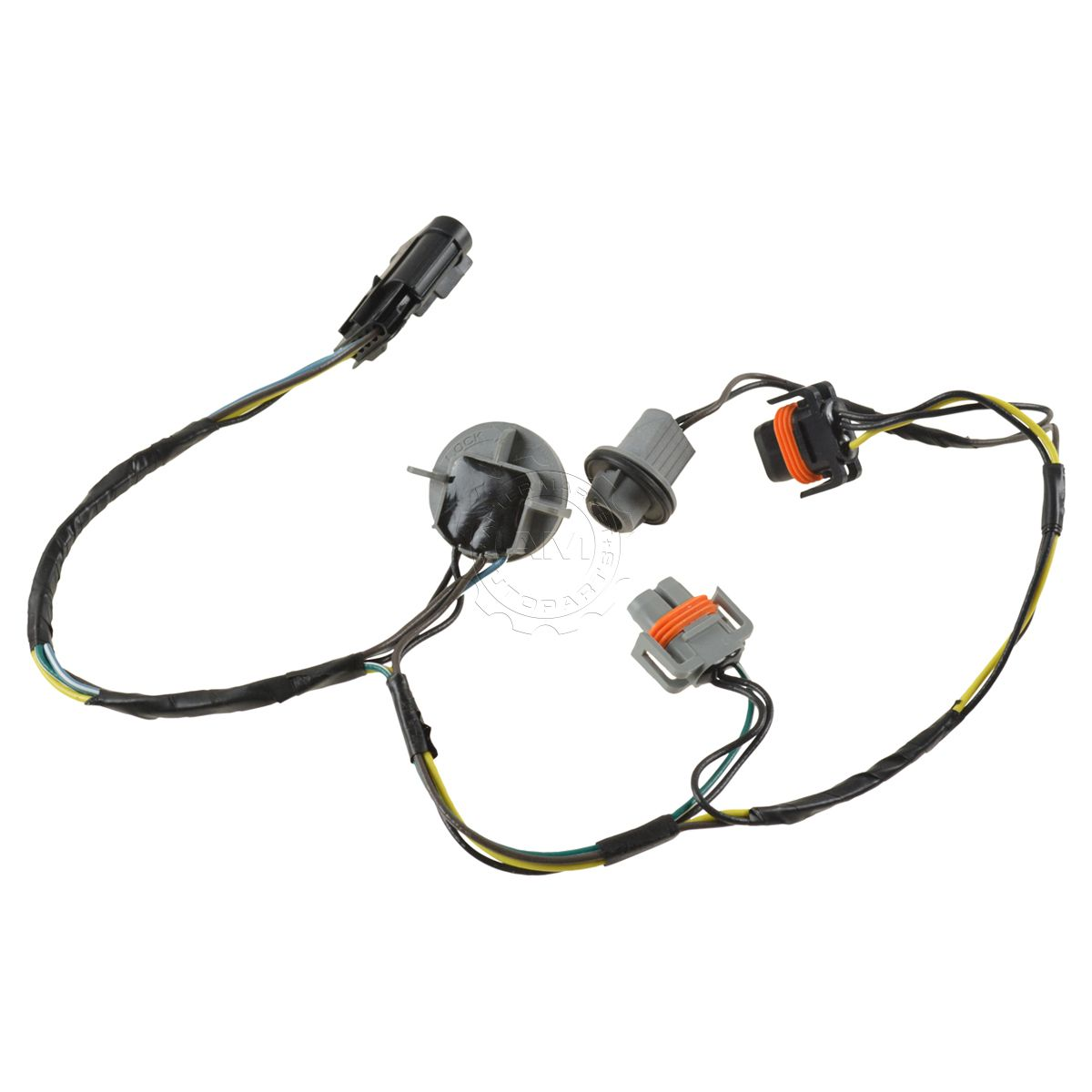 Q45 Clock Spring Wiring Harness
