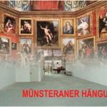 2012: Münsteraner Hängung