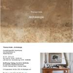 2014: Thomas Kalak - Archäologie