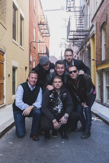 Dropkick Murphys band photo