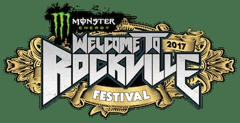 Monster Energy Welcome To Rockville Festival 2017