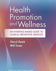 Health Promotion and Wellness PDF