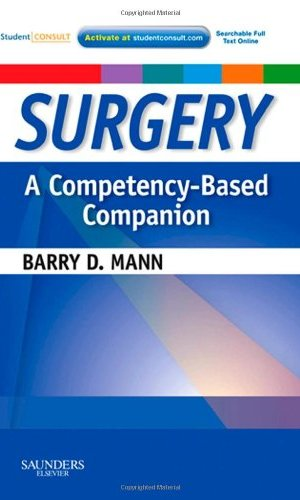 Surgery A Competency-Based Companion PDF