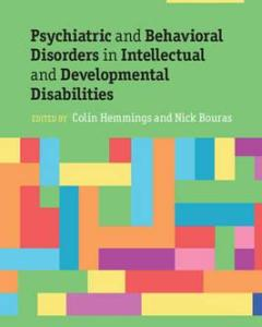 Psychiatric and Behavioral Disorders in Intellectual and Developmental Disabilities 3rd Edition PDF