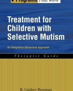 Treatment for Children with Selective Mutism PDF