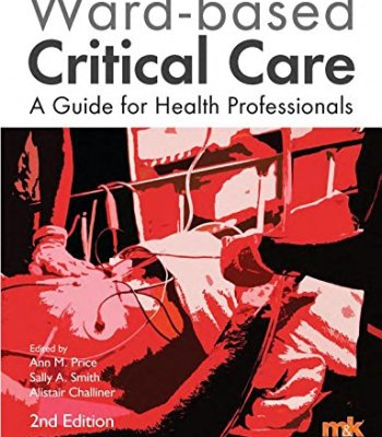 Ward-based Critical Care Revised Edition PDF