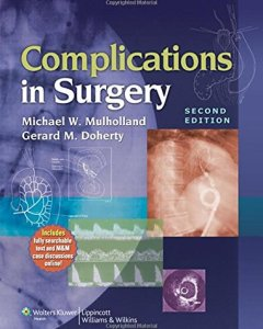 Complications in Surgery Second Edition PDF