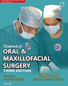 Textbook of Oral & Maxillofacial Surgery 3rd Edition PDF
