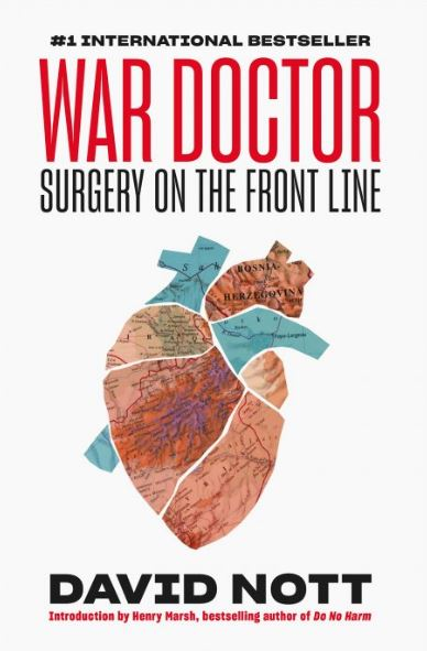 War Doctor: Surgery on the Front Line » Free PDF EPUB Medical Books