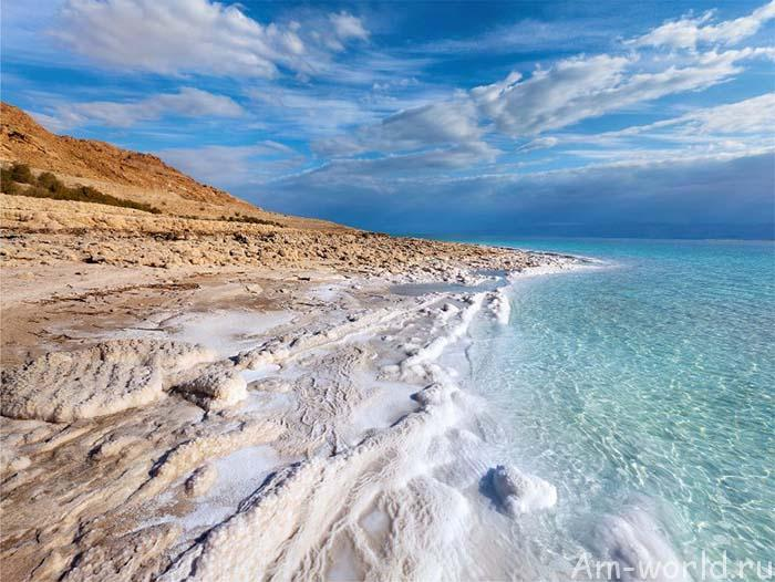 Автопилот и Мертвое море