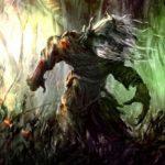 Демоны в тайге безбрежной