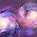 Слияние галактик — «звёздный каннибализм»