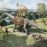 Динозавры были домашними. Возможно!