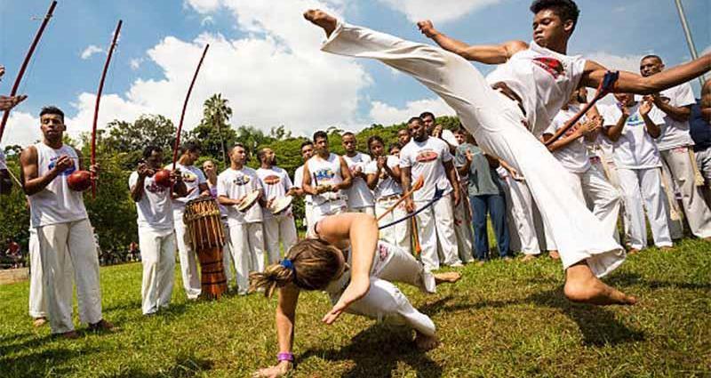 Капоэйра - праздник гармонии духа