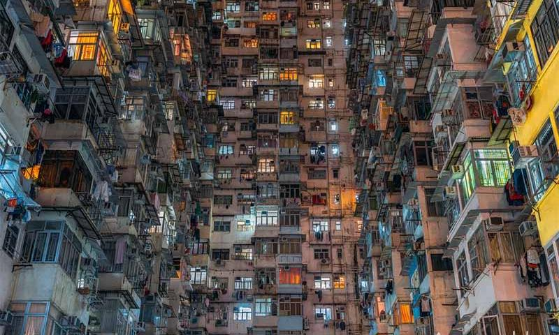 Коулун - гигантская коммуналка Гонконга