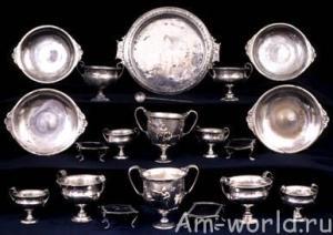 Милденхоллский клад - находка английского пахаря