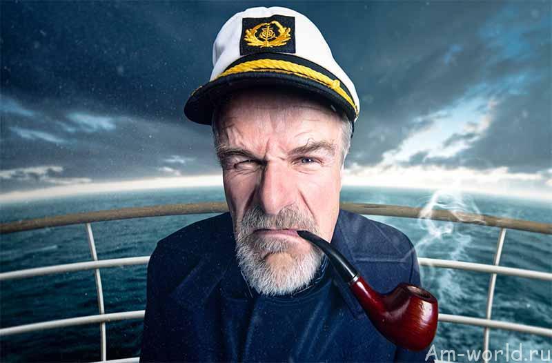 Морские приметы и суеверия