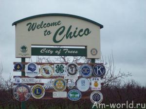 Полтергейст в городе Чико