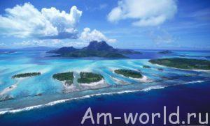 Удивительные Галапагосские острова