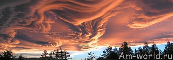 Посмотри на облако судьбы
