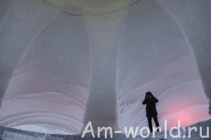 Фламенко - танец в ледяной башне