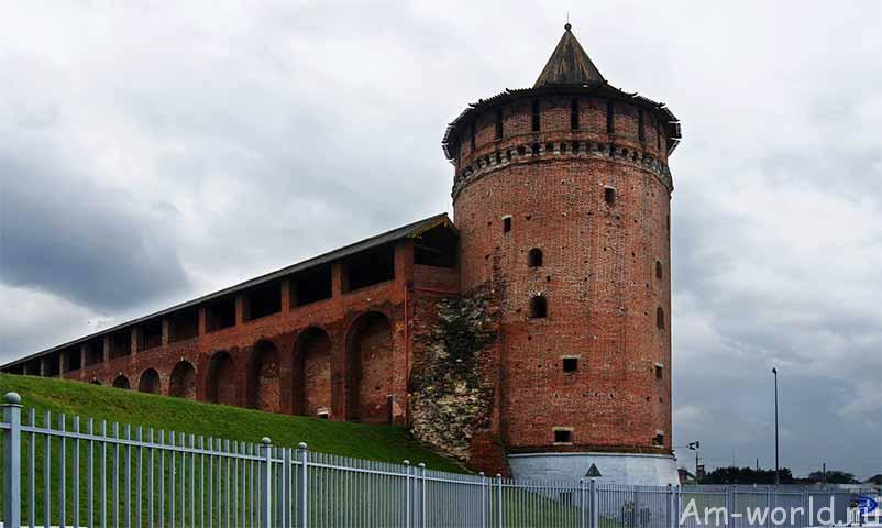 Башня для Марины Мнишек