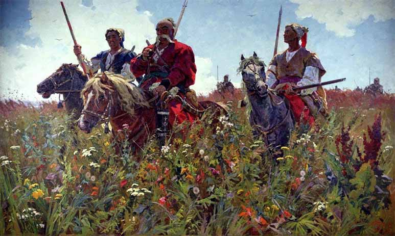 Беглые крестьяне — корни русского казачества