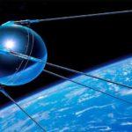 Время первого спутника
