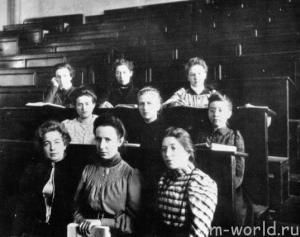 Институты образования девиц на Руси