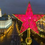 Кремлевские звезды: а Ленин хотел просто флажки
