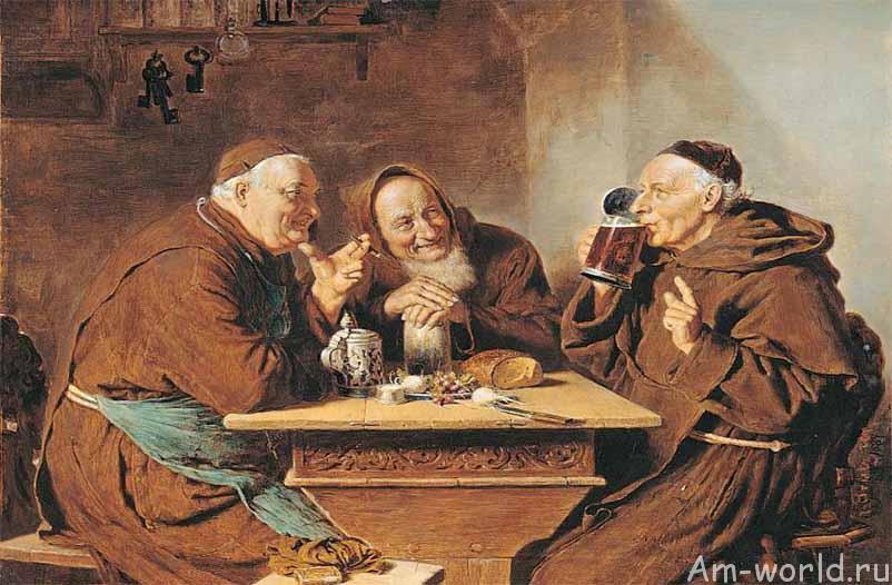 Любопытная история пива - пенного золота