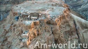 Масада - крепость царя Ирода