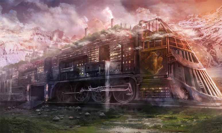 На поезде-призраке в никуда