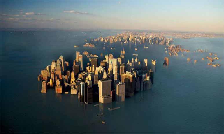 Ожидать ли нам новый всемирный потоп