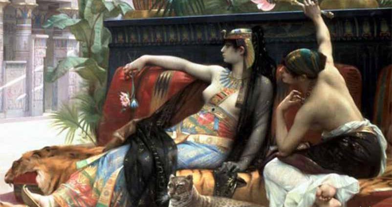 Проституция в храме во славу богине Милитте