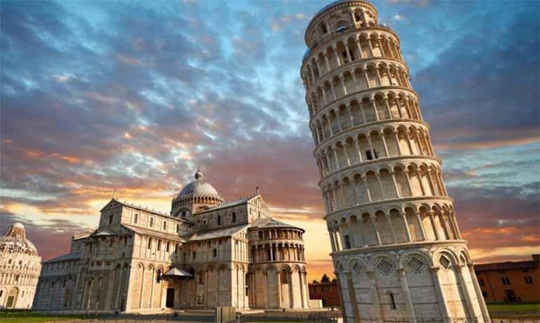 Можно ли спасти Пизанскую башню