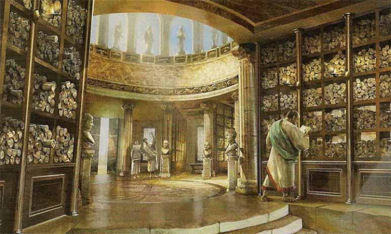 Уничтоженные книги — потерянные знания