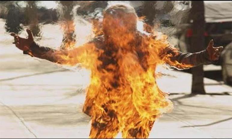 Пирогения или как спонтанно возгорается человек