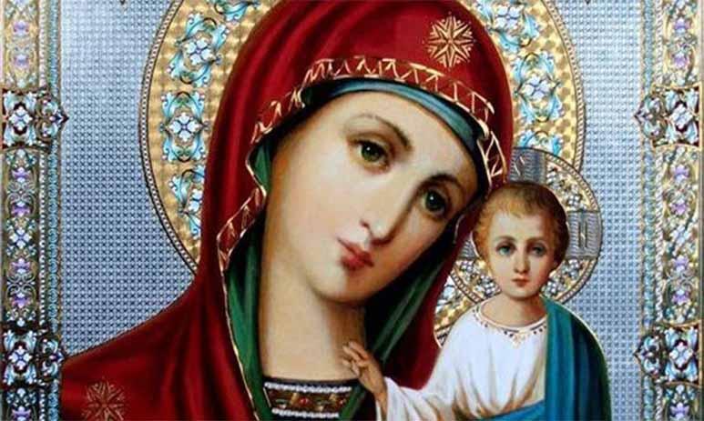 История Казанской иконы Божией Матери