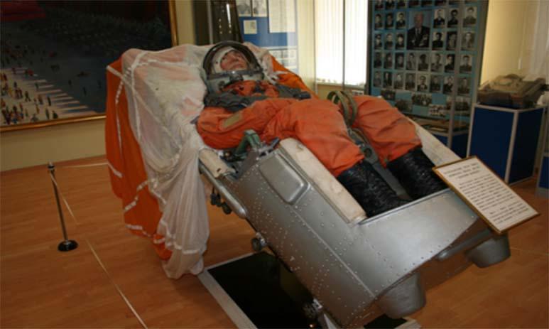 Первые «шаги» в космос