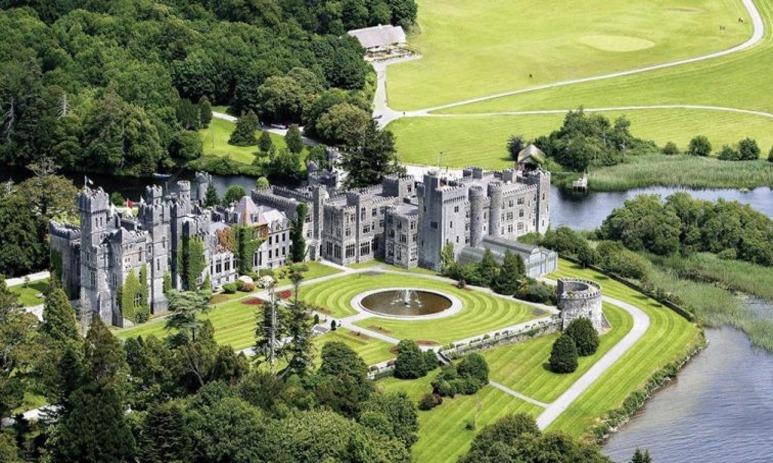 Замок Эшфорд - ирландская жемчужина